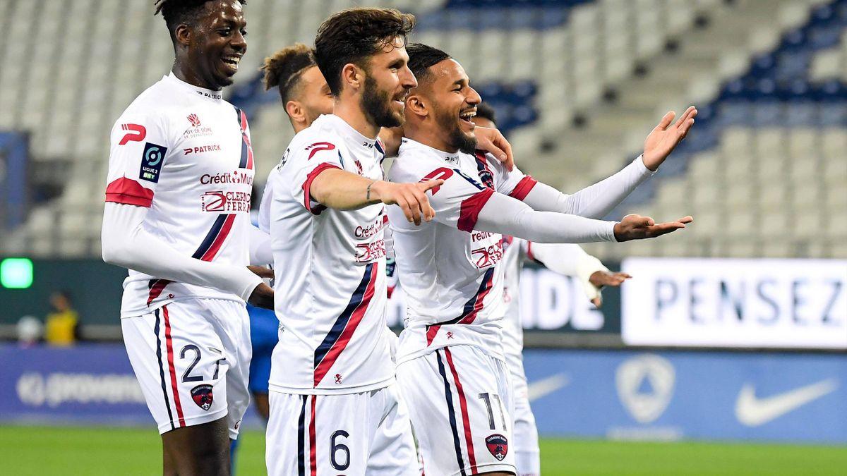 Berthomier, Bayo et le Clermont Foot ont fait un grand pas vers la  montée en Ligue 1 avec un succès contre Grenoble