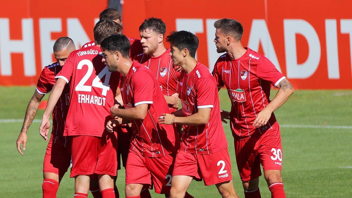 Das Spiel von Türkgücü München in Zwickau wurde nach drei positiven Coronafällen abgesagt