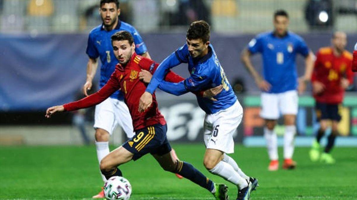 Spania-Italia 0-0 (EURO U21)