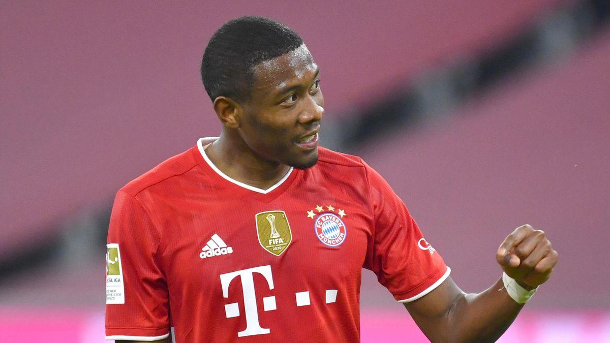 David Alaba wechselt offenbar vom FC Bayern zu Real Madrid