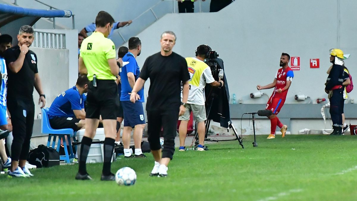 Laurențiu Reghecampf, înfrângere în Liga 1 cu Botoșani