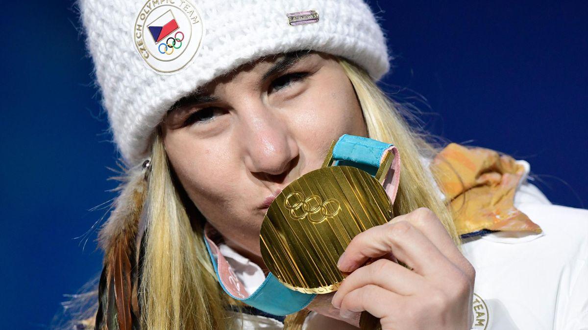 Ester Ledecka - PyeongChang 2018