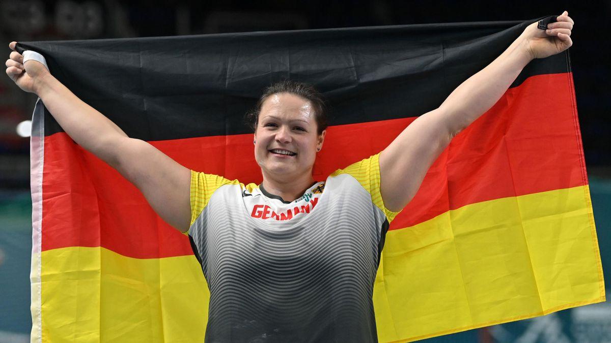 Christina Schwanitz holt EM-Bronze