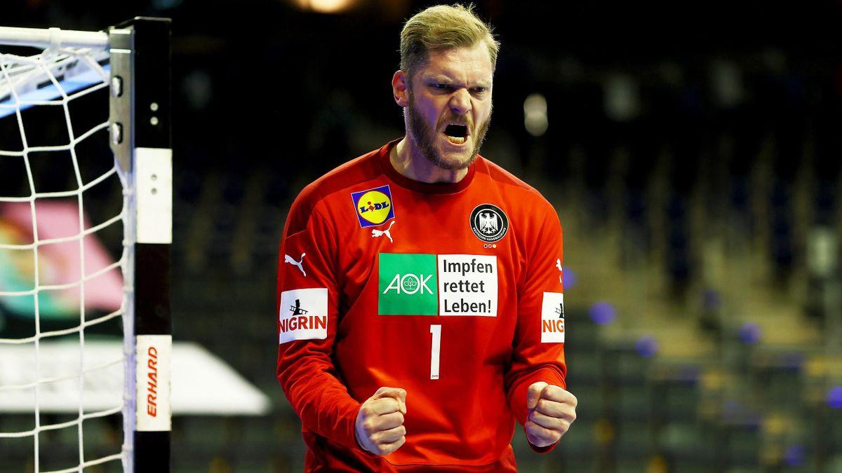 Handball-Nationaltorhüter Jogi Bitter