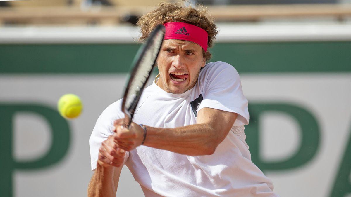 Alexander Zverev trifft bei den French Open 2021 zum Auftakt auf Oscar Otte