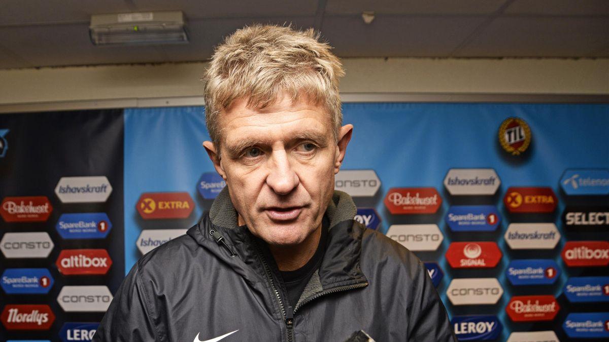 Branns trener Lars Arne Nilsen