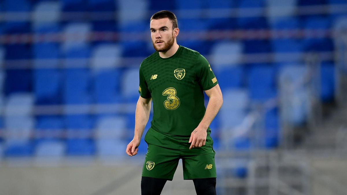Republic of Ireland's Aaron Connolly