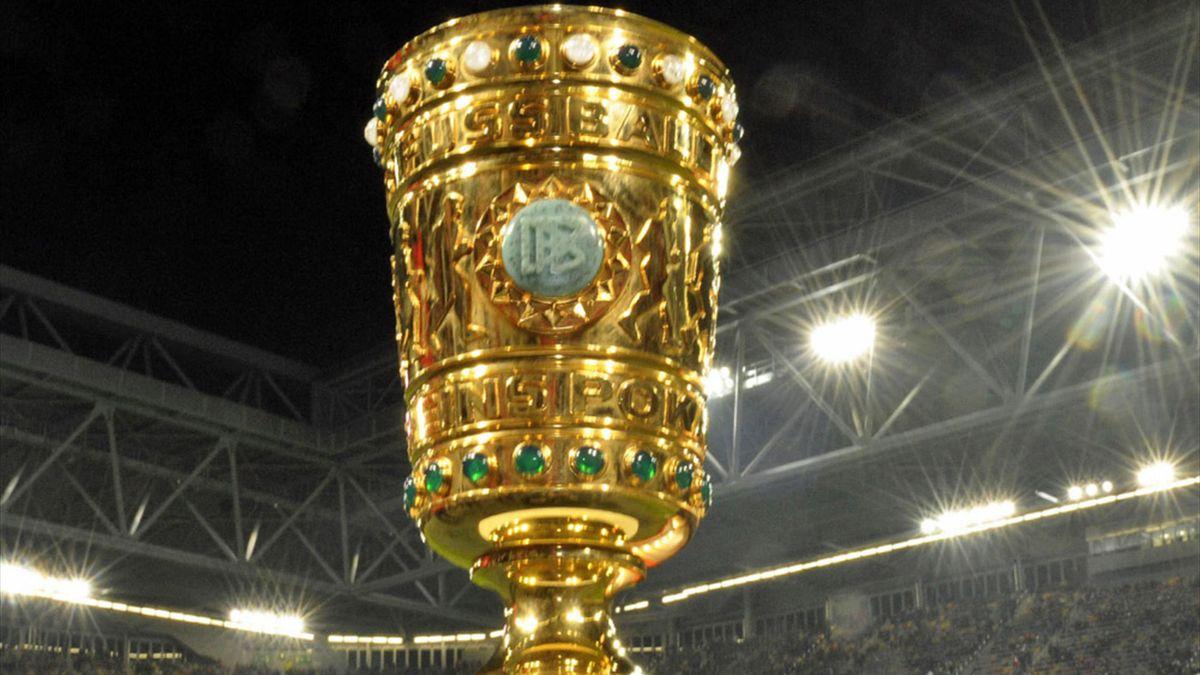Auslosung Dfb Pokal Achtelfinale