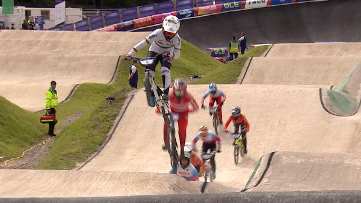 BMX WOMEN FINAL