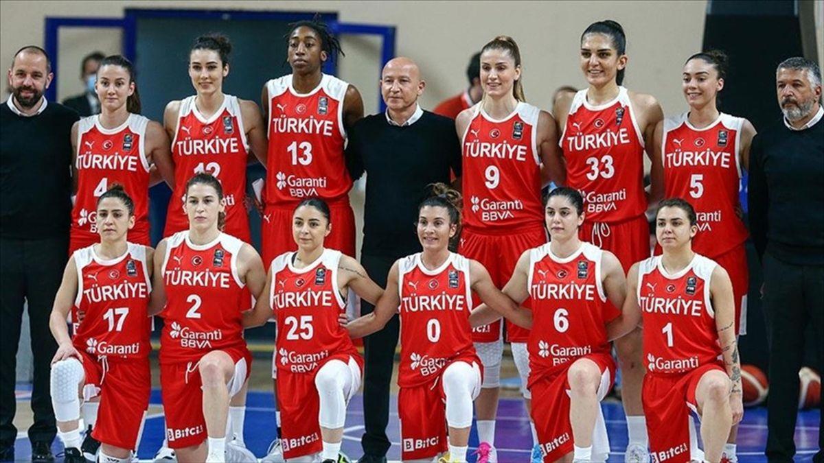 Türk Kadın Basketbol