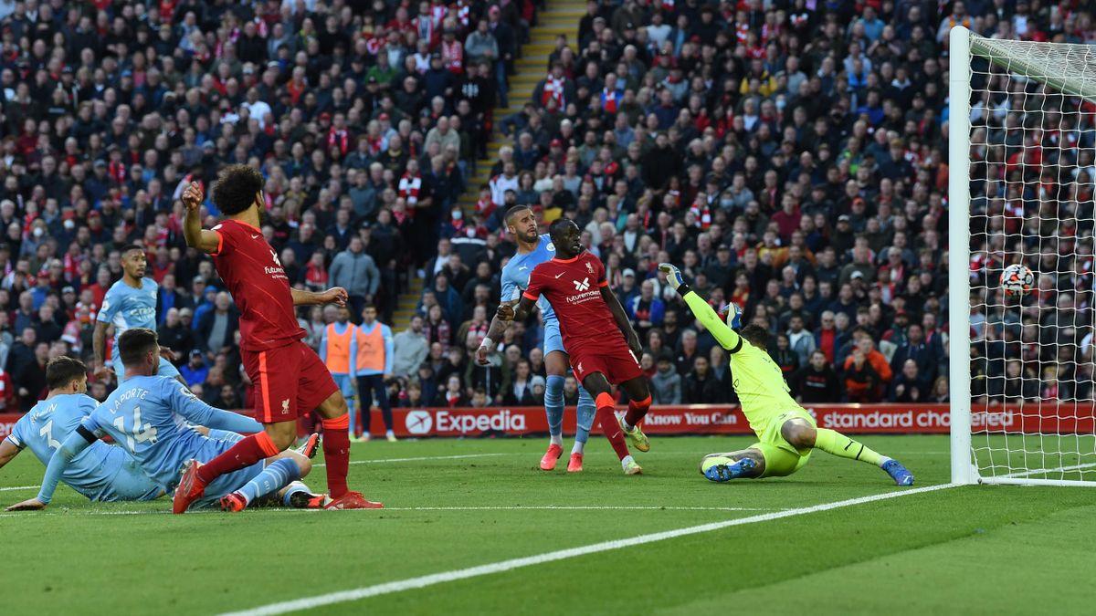 Salah scored a goal of the season contender