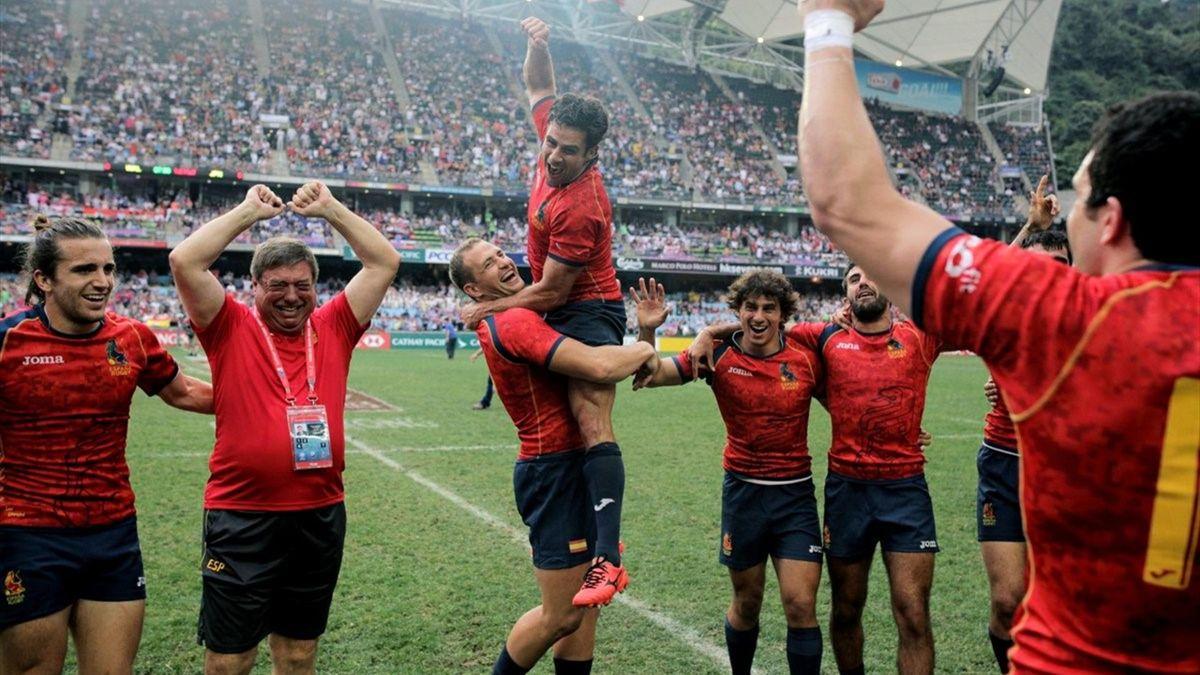 España - Rugby 7 - Hong Kong