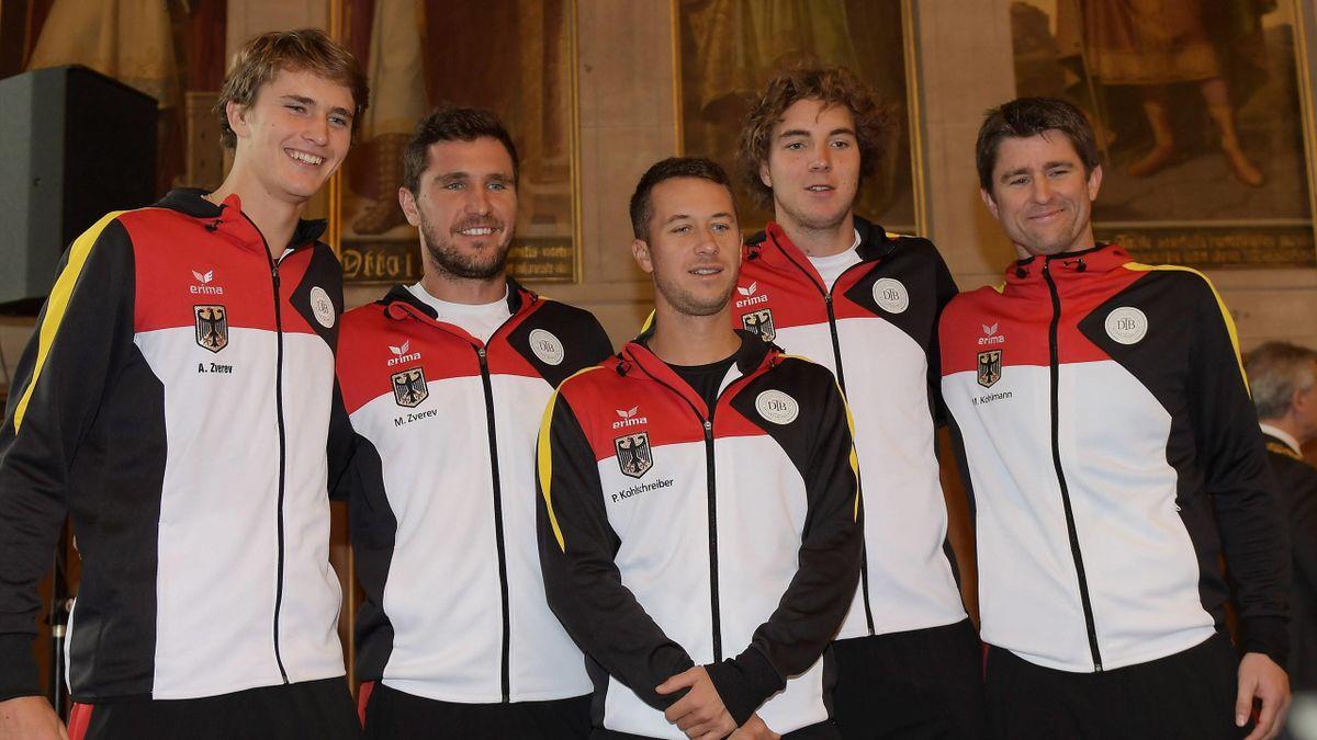 Davis Cup Deutschland Live