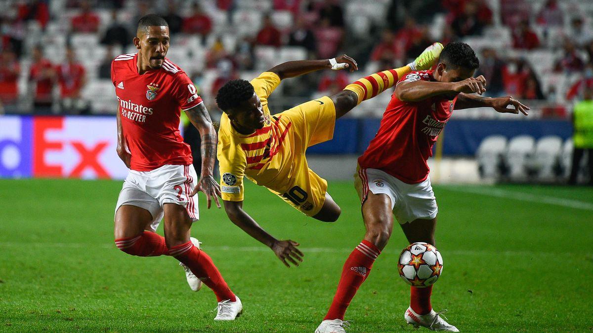Benfica - Barcelona 3-0