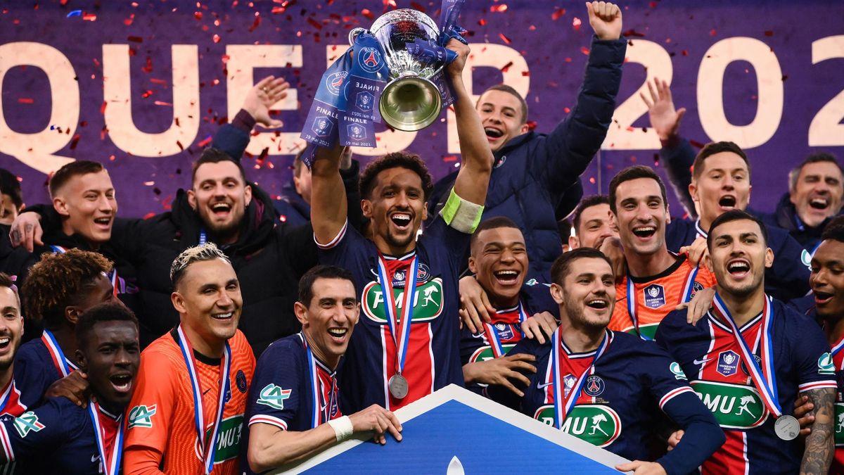PSG gewinnt den Coupe de France