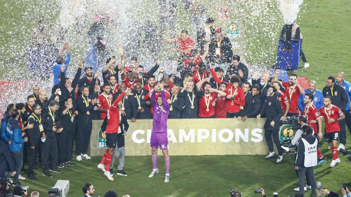 Al-Ahly remporte la Ligue des champions 2020 face à Zamalek.