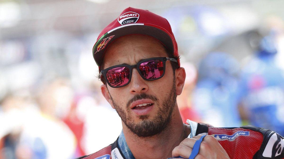 Andrea Dovizioso, MotoGP, Getty Images
