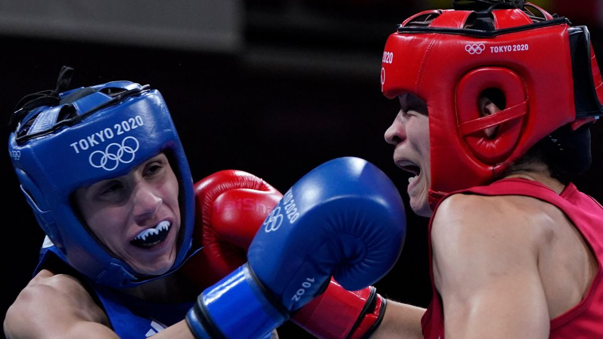 Irma Testa Boxe 57kg Italia