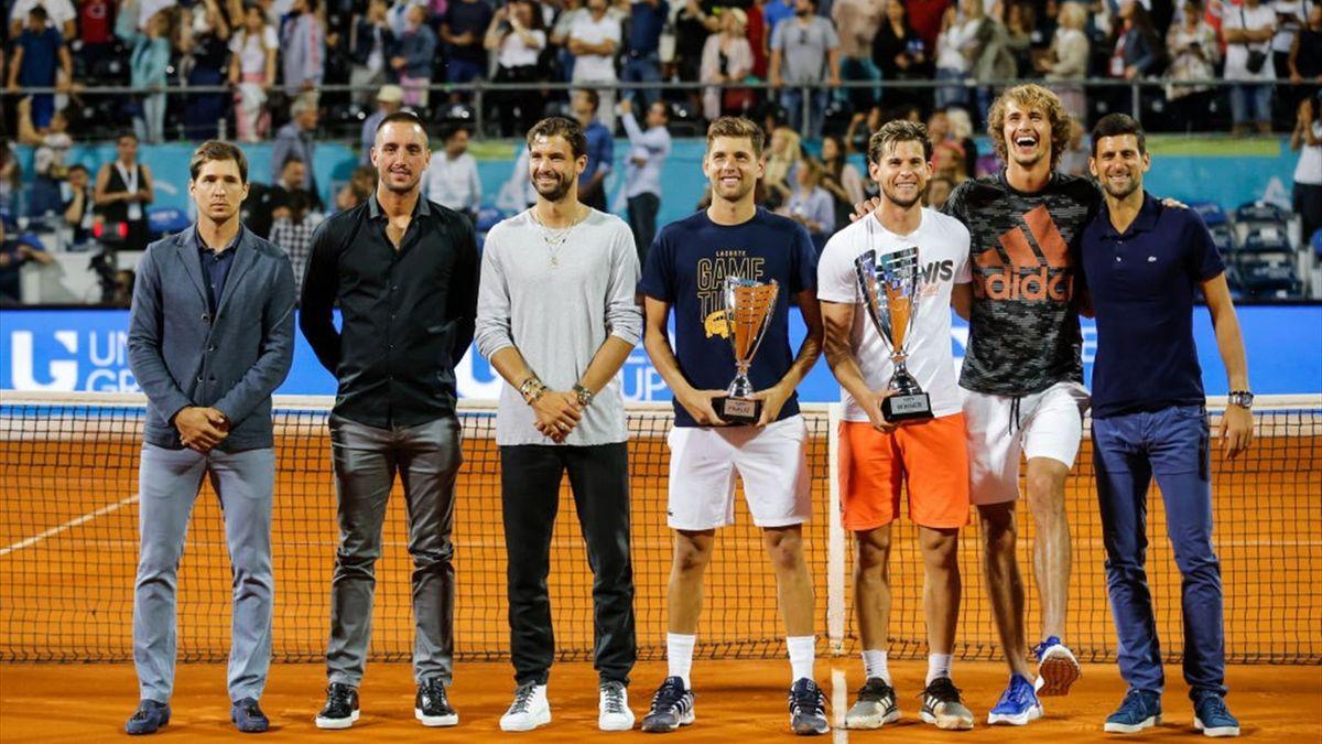 Dominic Thiem defends Novak Djokovic: He didn't break any law