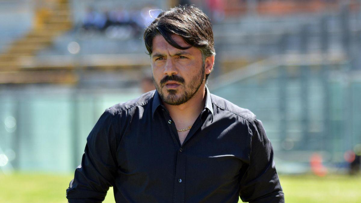 Gennaro Gattuso, LaPresse