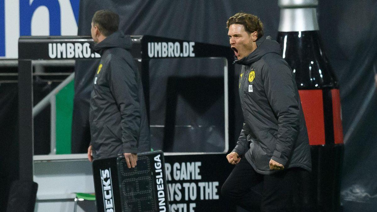 Edin Terzic of Borussia Dortmund, SV Werder Bremen v Borussia Dortmund at Wohninvest Weserstadion,  Bremen, Bundesliga Germany, December 15, 2020