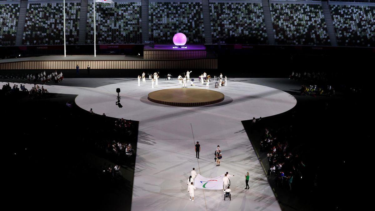 Festivitatea de deschidere a Jocurilor Paralimpice de la Tokyo