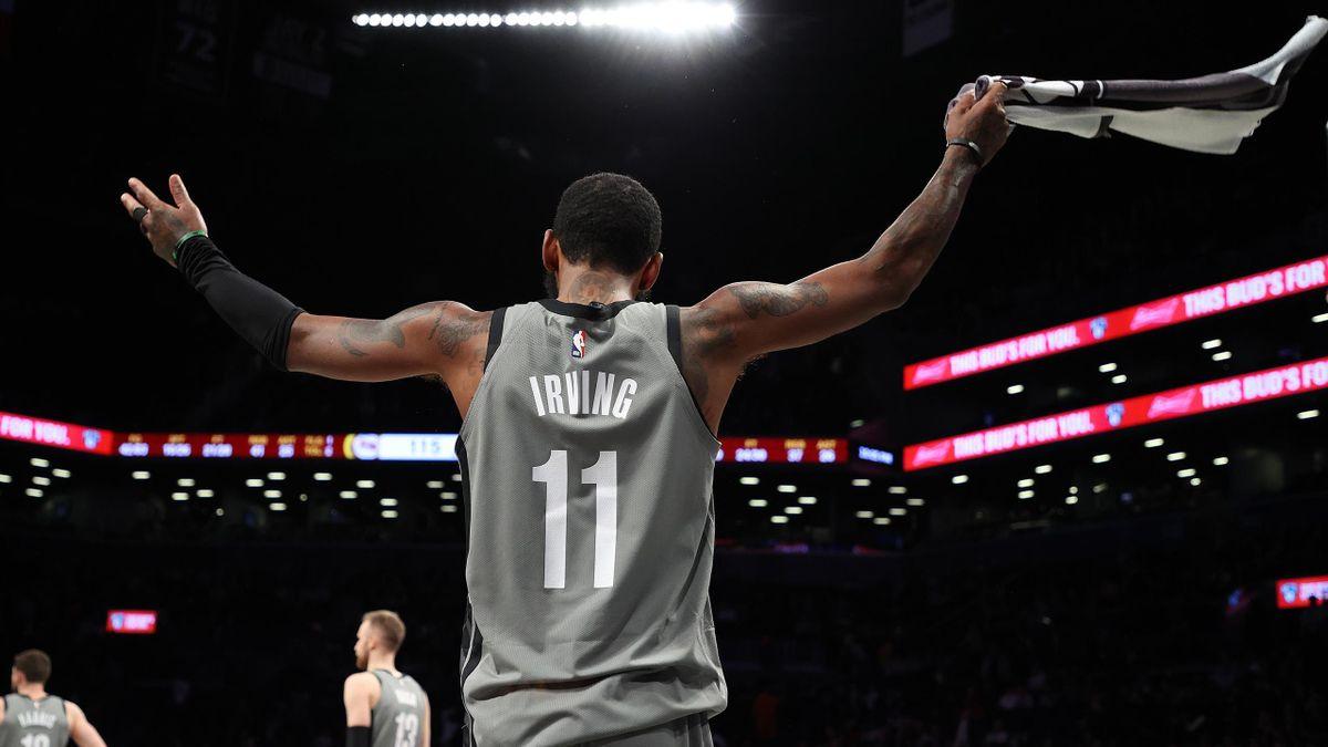 Kyrie Irving (Brooklyn Nets)