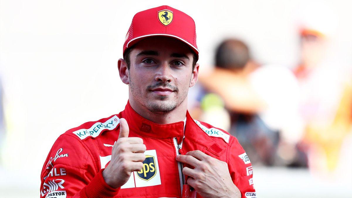 Charles Leclerc (Ferrari) - GP of Russia 2019