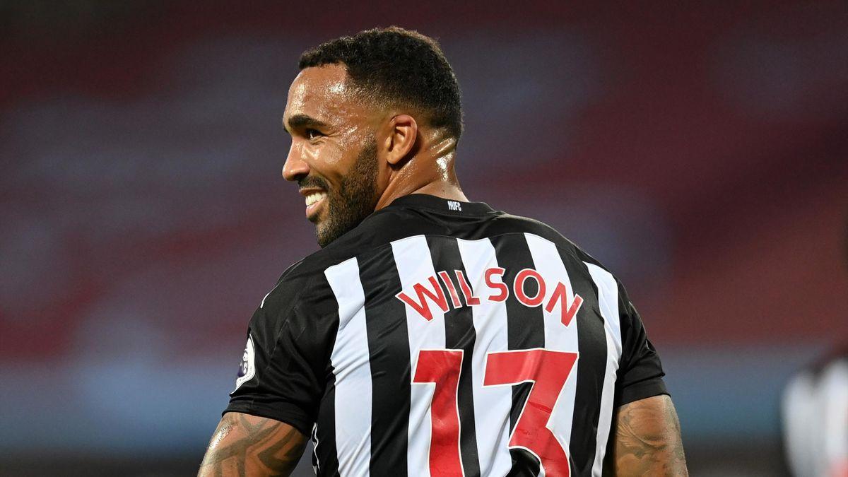 Callum Wilson brace gives Newcastle United win over Burnley - Eurosport