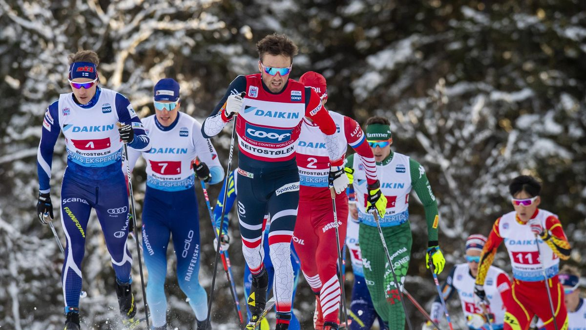 Beitostölen, Skilanglauf-Weltcup