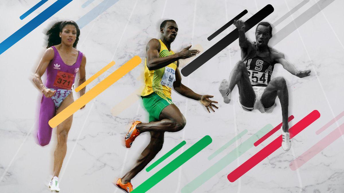 Atletica leggera record