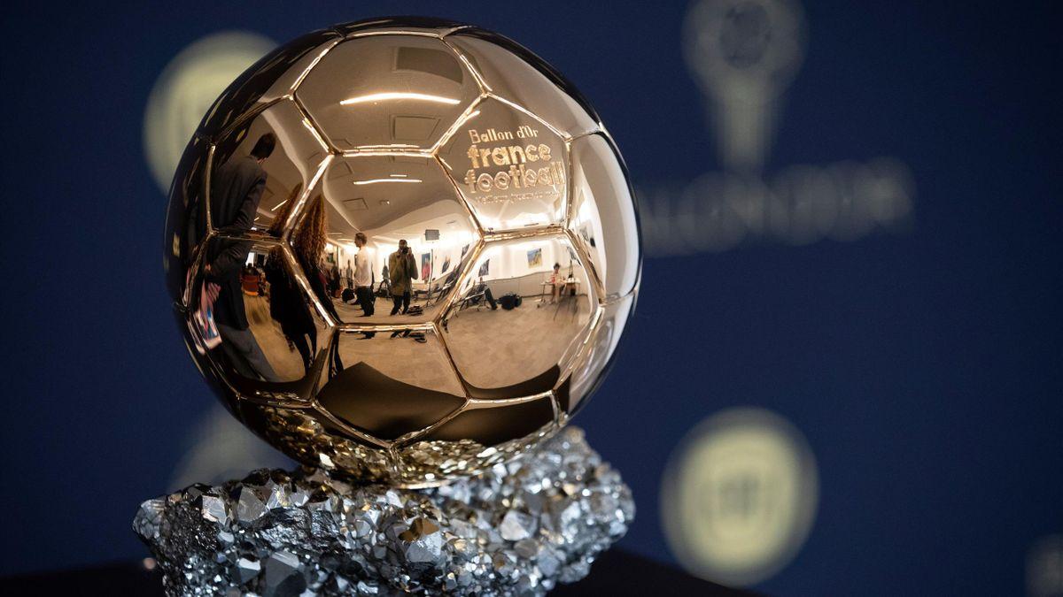 Le Ballon d'Or France Football