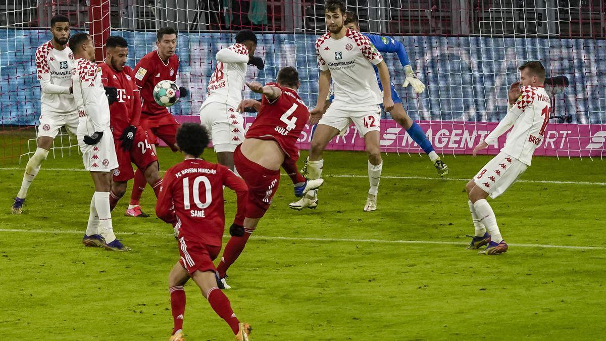 FC Bayern München | Niklas Süle