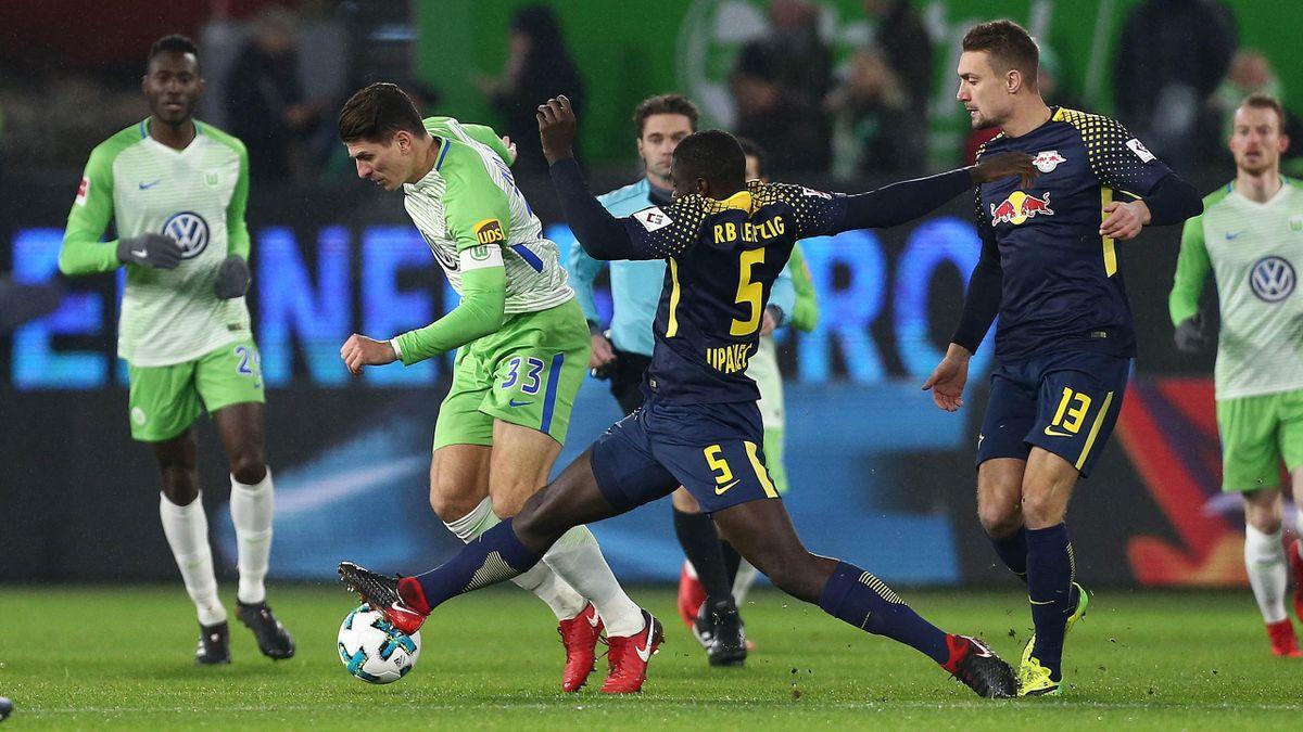 Wolfsburg und Leipzig teilen sich die Punkte