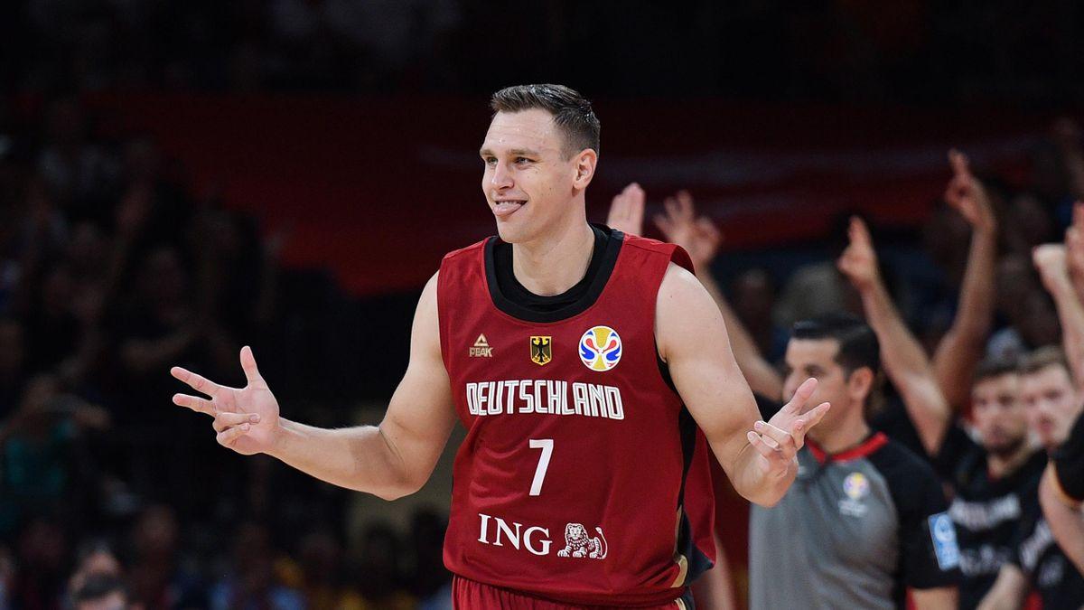 Basketball-WM: Voigtmann - Deutschland
