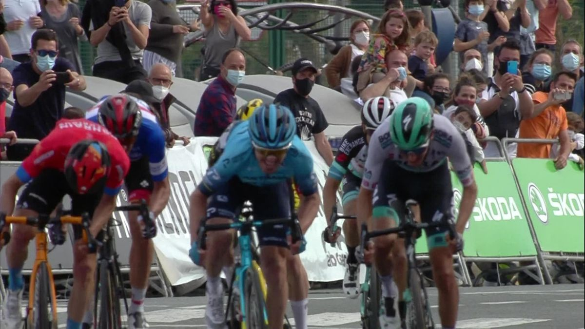 Vuelta al País Vasco (4ª etapa): Izagirre se lleva un descomunal mano a mano