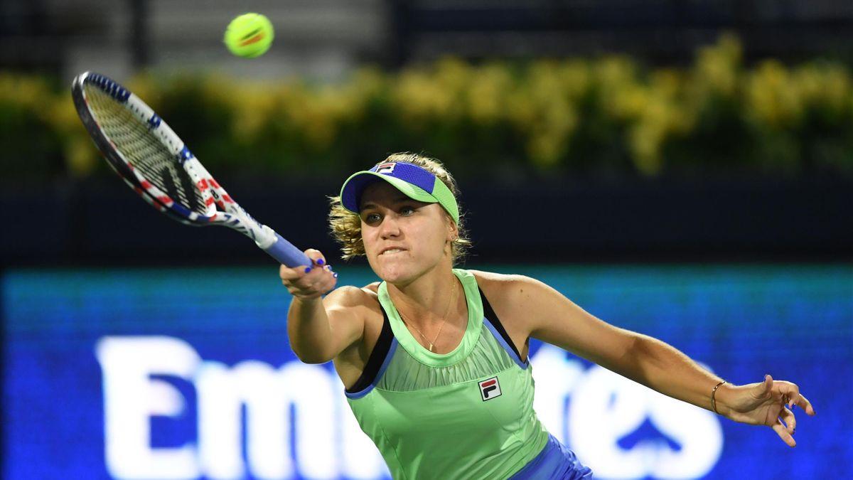 Sofia Kenin - WTA Dubai