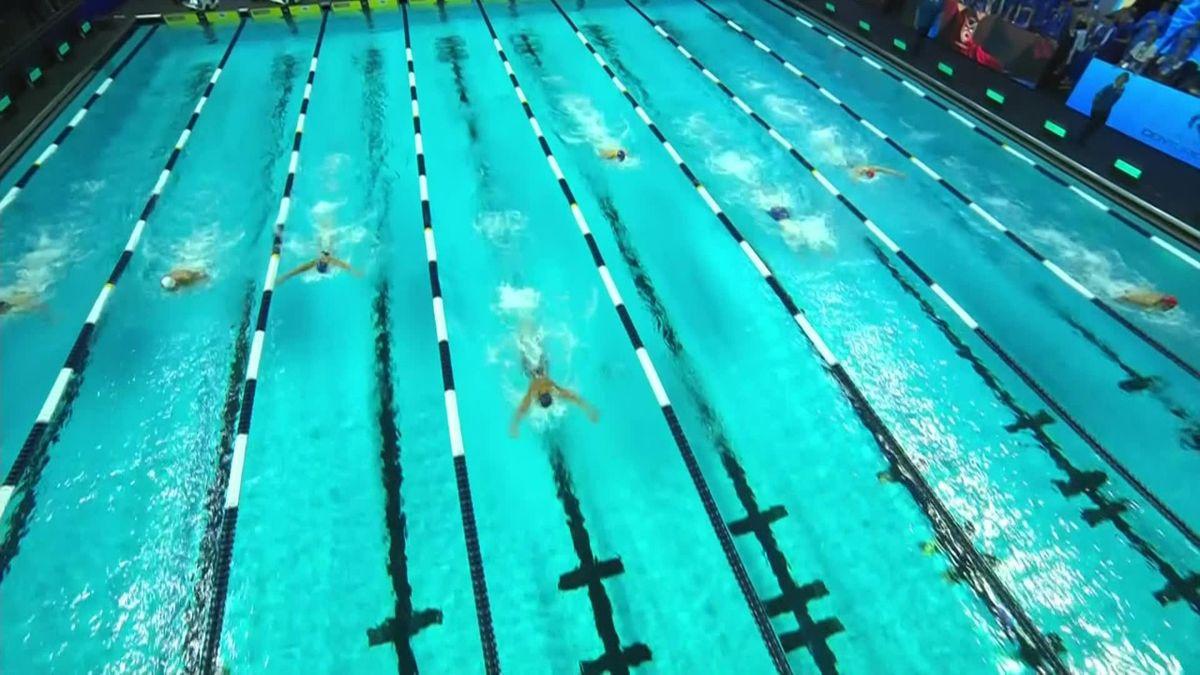 ISL Swimming : Men 200m butterfly