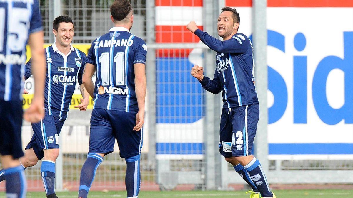 Entella-Pescara - Serie B 2014-2015 - LaPresse