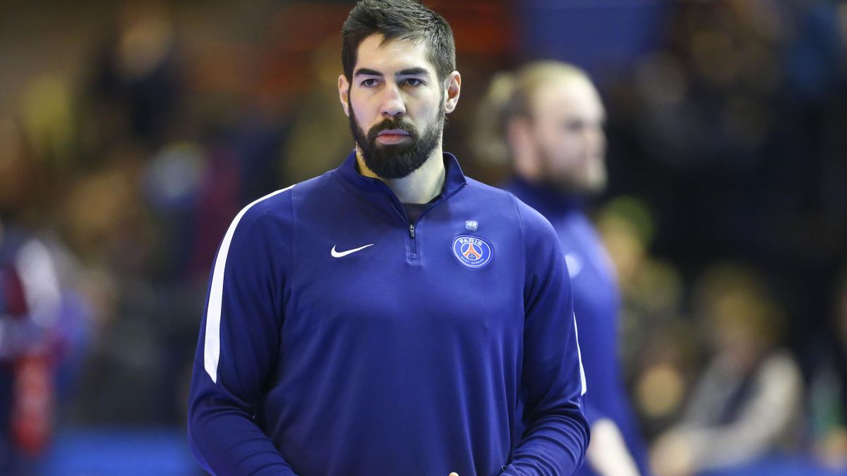 Nikola Karabatic (PSG handball) Ligue des champions 2016