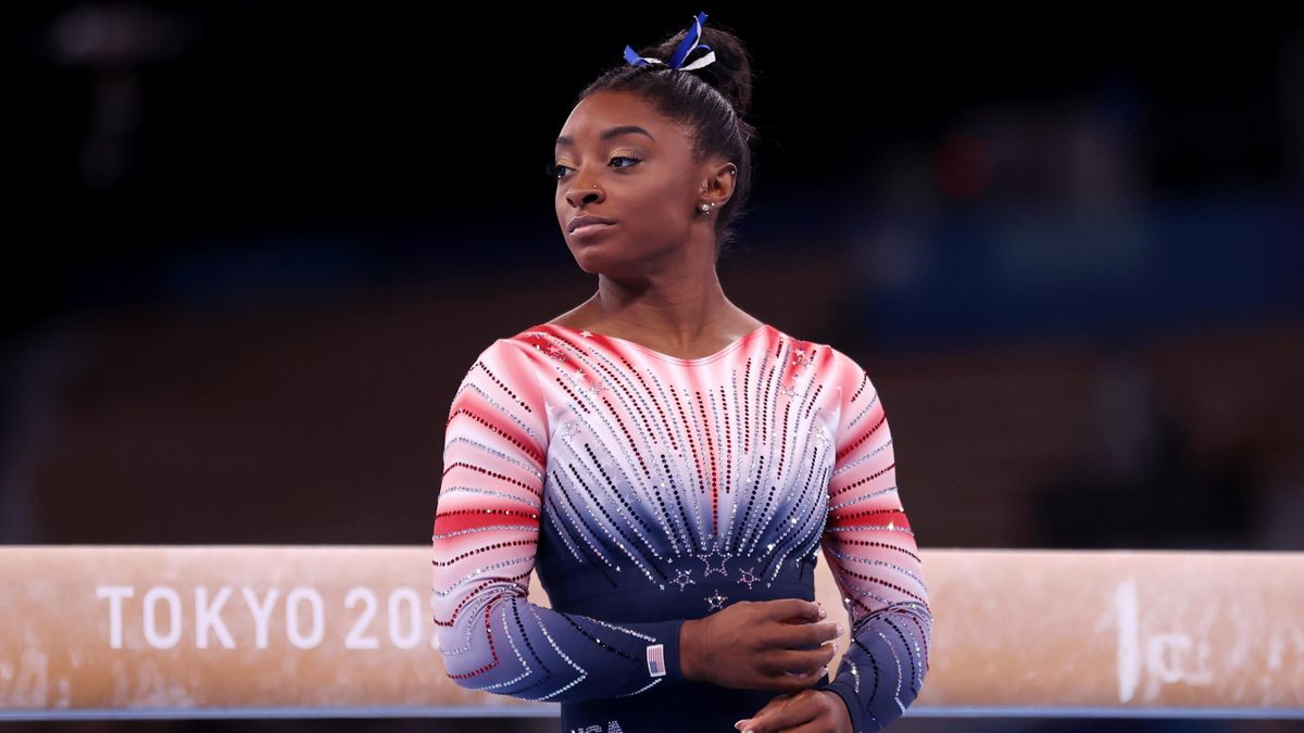 Simone Biles - Olympia 2021 in Tokyo
