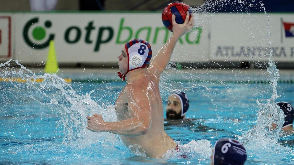 Daniil Merkulov a Jug meghatározó játékosa volt - Fotó: Tonči Vlašić