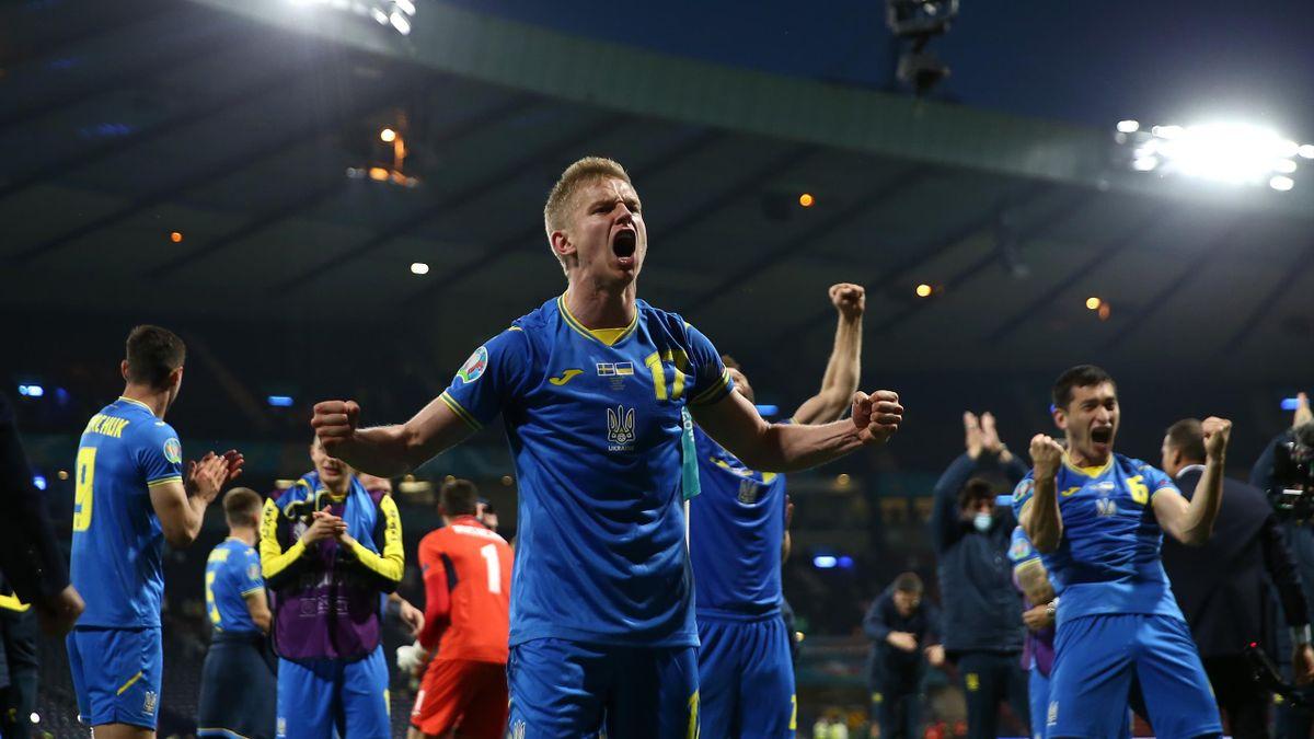 Александр Зинченко, Швеция – Украина, Евро-2020