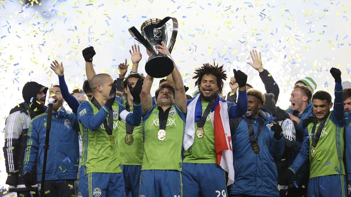 Die Seattle Sounders sind die neuen Champions der MLS