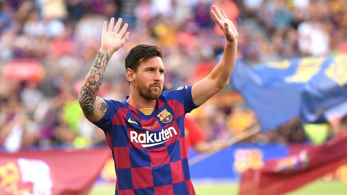 Lionel Messi pare decis să plece de la FC Barcelona