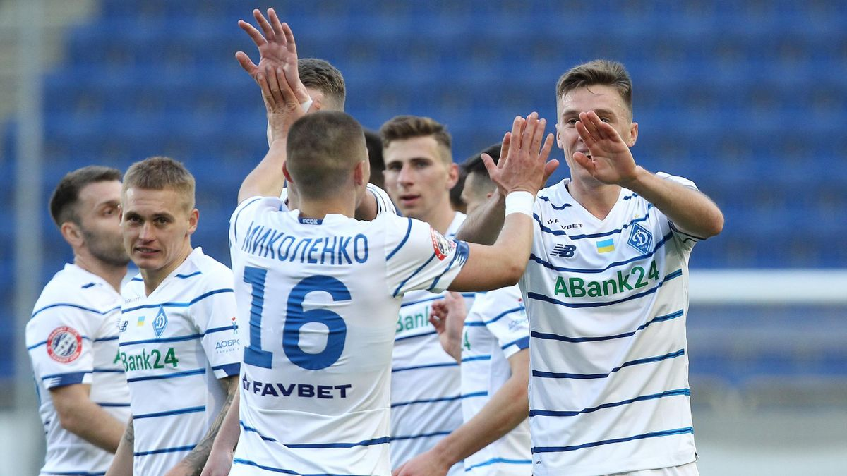 «Динамо» Киев в сезоне-2020/21
