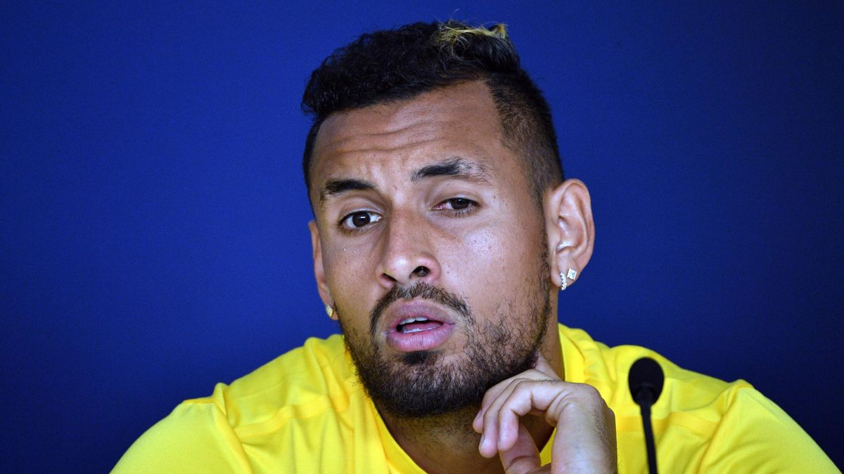 '100% no' - Kyrgios on if he'd play a Grand Slam without fans