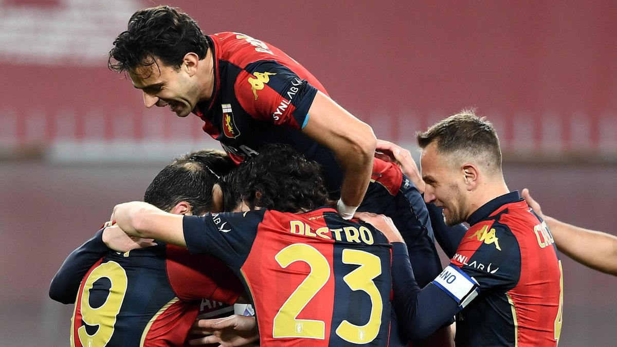 Pandev - Genoa-Napoli - Serie A 2020/2021 - Imago