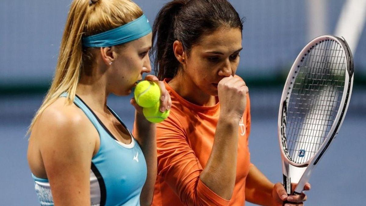 Raluca Olaru & Nadia Kichenok