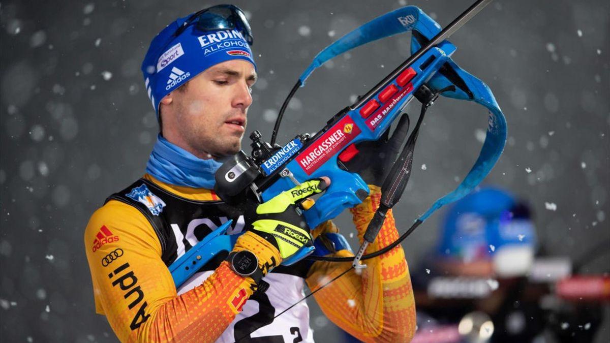 Simon Schempp muss krankheitsbedingt auf die Biathlon-EM verzichten